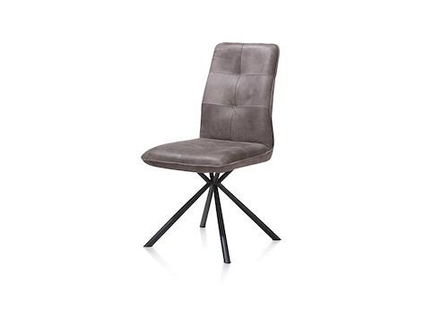 Chaise Pied Noir Milan