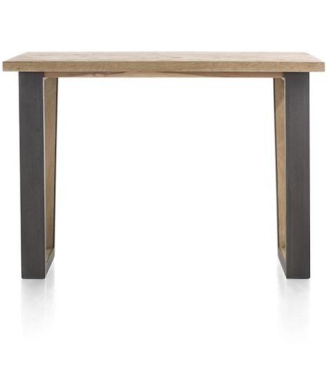 Metalox, table de bar 160 x 90 cm (hauteur 92 cm)-1