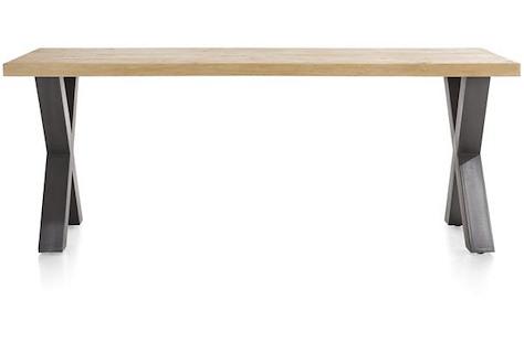Metalox, table 170 x 100 cm