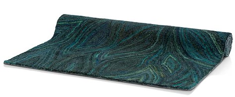 tapis Forest 160 x 230 cm - noue a main-1
