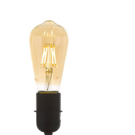 led E-27 - warm golden-1