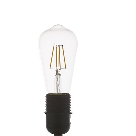 led E-27 - warm white