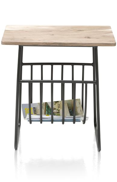 occasional table Surat + magazine rack-1
