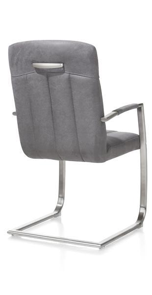 Jacky, dining armchair - 2 colours Kibo + grip-1