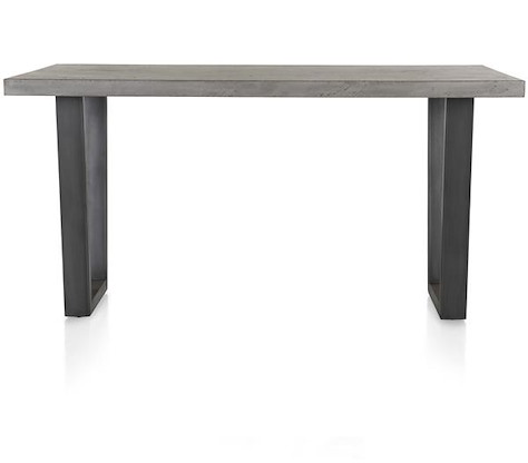 Farmero, table de bar 240 x 100 cm (hauteur: 92 cm)-1