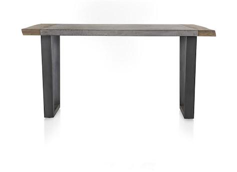 table de bar moderne farmer 140x100 cm. Black Bedroom Furniture Sets. Home Design Ideas