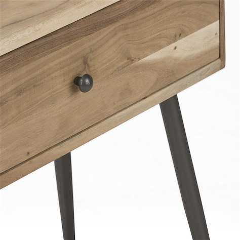 table d'appoint Noa - 30 x 57 cm