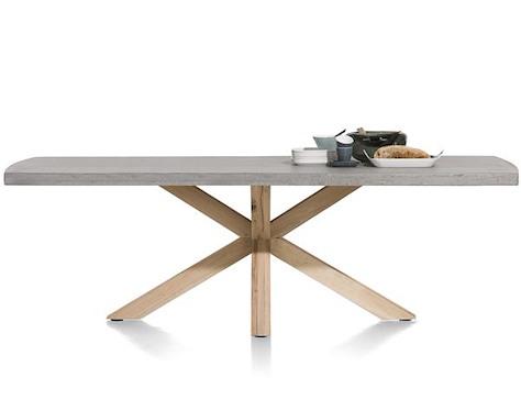 Maestro, table 210 x 103 cm - plateau beton