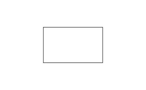 Napels pouf - 80 x 60 cm