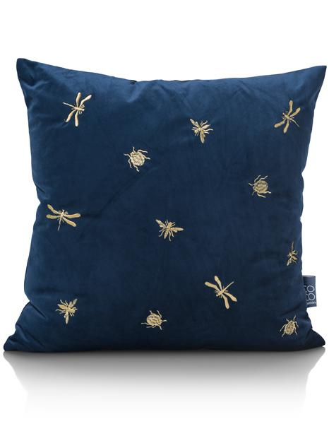 coussin Bee Friends - 45 x 45 cm
