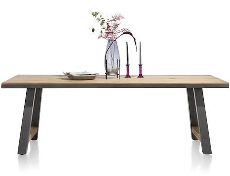Farmland, table 210 x 100 cm