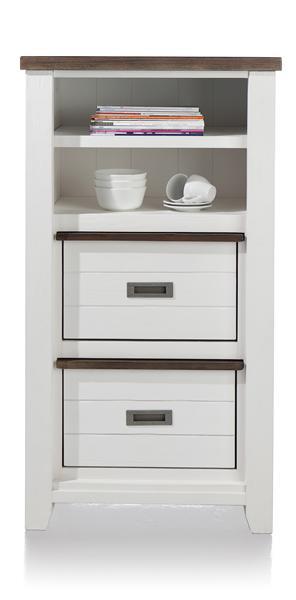 Velasco, cabinet small 2-baskets + 2-niches-1