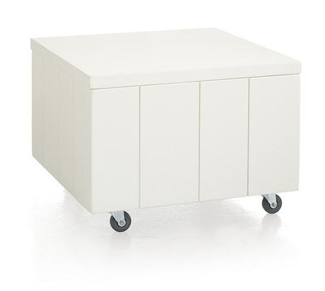 Istonia, tea table box 55 x 55 cm + storage-1