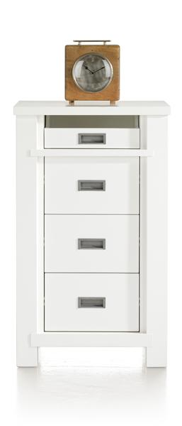 Istonia, cabinet small 4-drawers-1