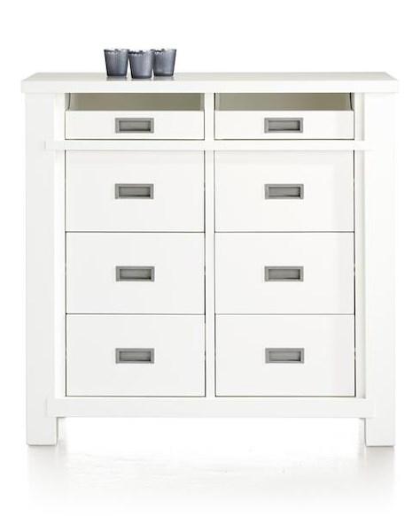Istonia, armoire large 8-tiroirs-1