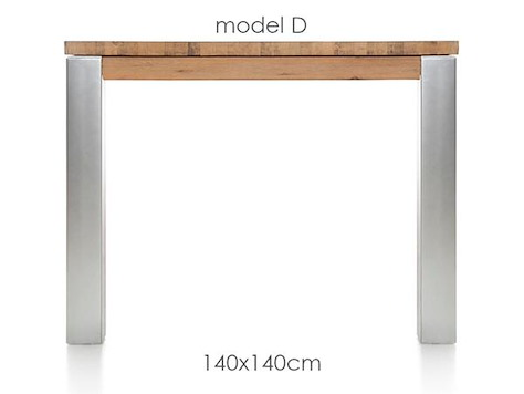 A La Carte, dining table 140 x 140 cm - DIRK-1