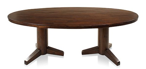 Cape Cod, dining table ovale 240 x 120 cm-1