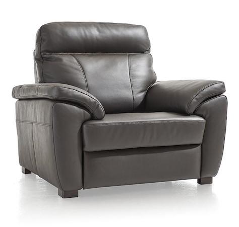 Veneto, fauteuil fixe + appui-tete reglable-1