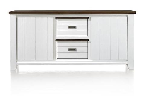 Velasco, buffet 2-portes + 2-corbeilles - 185 cm (+ 23947)-1
