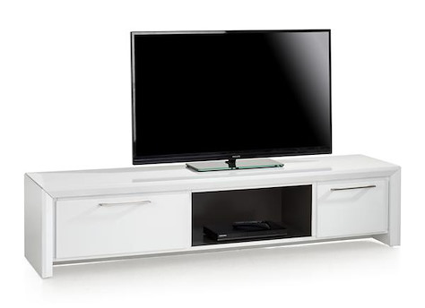 Kozani, meuble tv 1-tiroir+ 1-porte rabattante + 1-niche - 180 cm-1