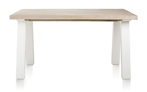 Istrana, table a rallonge 160 (+ 50) x 100 cm-1