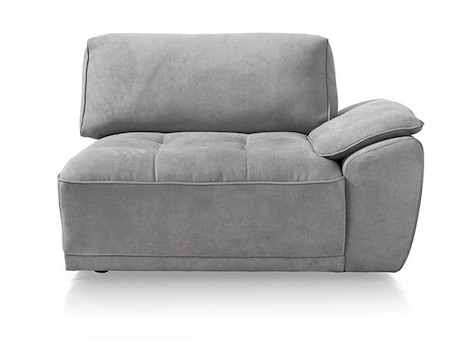 canap udine 1 place xl sans accoudoirs heth. Black Bedroom Furniture Sets. Home Design Ideas