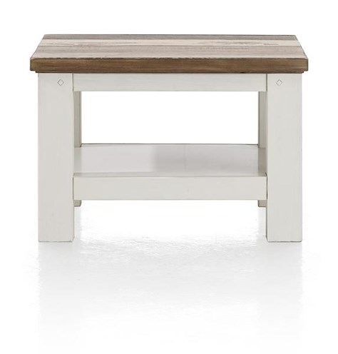 Tibro, occasional table 55 x 55 cm + wooden legs-1