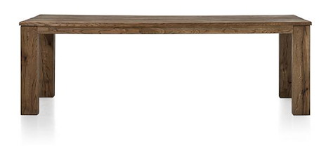 Masters, table 240 x 100 cm - bois 12x12/10x14-1