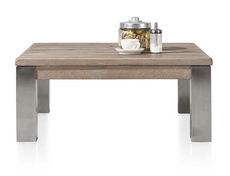 Masters, table de basse 90 x 90 cm - inox 9x9-1