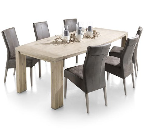 Buckley, dining table 190 x 105 cm - oval-1