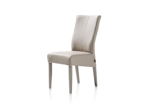 Chaise elke pieds en h tre weathered grey moreno heth - Chaise h et h ...