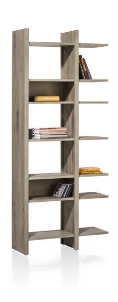 Masters, bookcase 80 cm-1