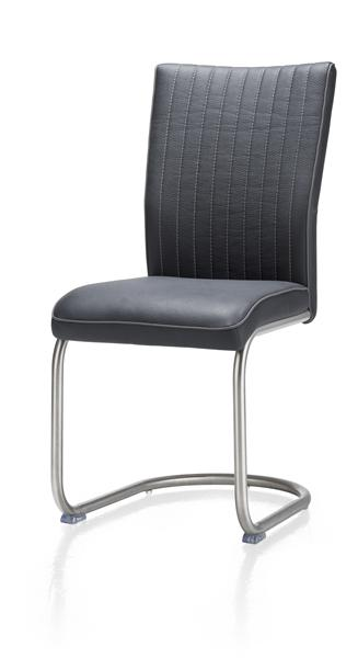 Watch, dining chair stainless steel - Tatra (+ grip)-1