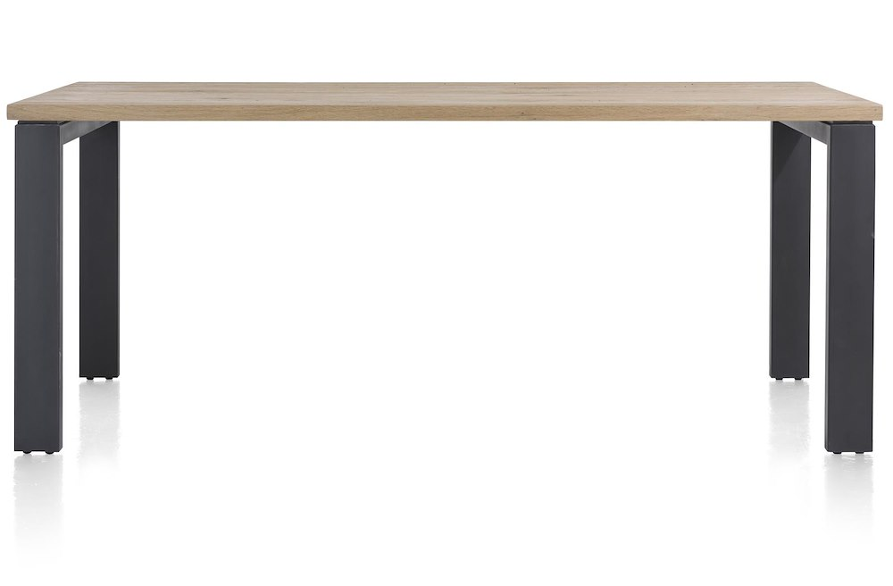 Larissa eetkamertafel 160 x 100 cm