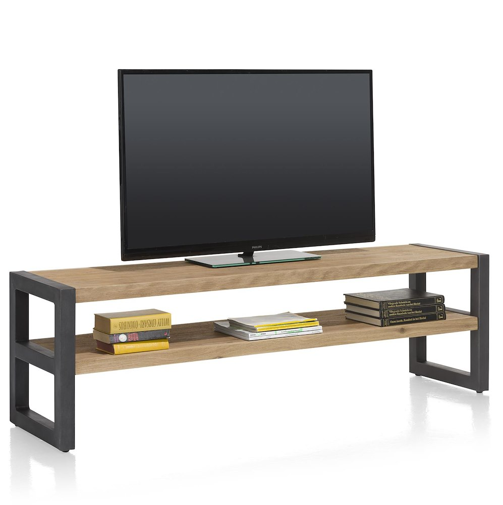 brooklyn tv rek 1 niche 170 cm. Black Bedroom Furniture Sets. Home Design Ideas