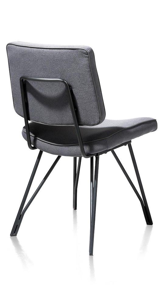 Leren eettafel stoelen best kopen eettafel stoelen for Bruine eetkamerstoelen