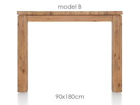 A La Carte, eetkamertafel 180 x 90 cm - BEN