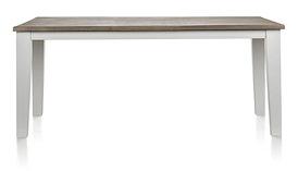 Malton, eetkamertafel 180 x 90 cm