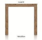 A La Carte, bartafel 220 x 100 cm - BEN