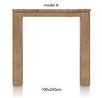 A La Carte, bartafel 240 x 100 cm - AAD