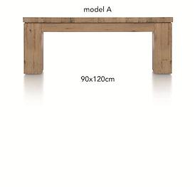 A La Carte, salontafel 120 x 90 cm - AAD