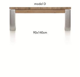 A La Carte, salontafel 140 x 90 cm - DIRK
