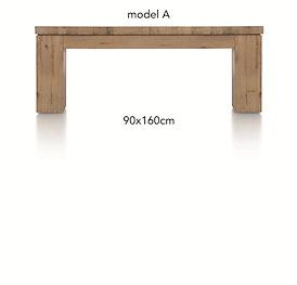 A La Carte, salontafel 160 x 90 cm - AAD