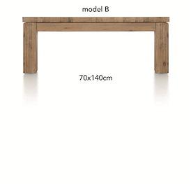 A La Carte, salontafel 140 x 70 cm - BEN