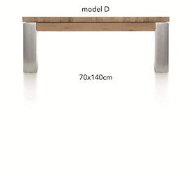 A La Carte, salontafel 140 x 70 cm - DIRK