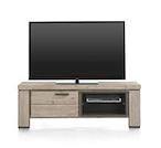 Coiba, tv-dressoir 130 cm - 1-klep + 2-niches