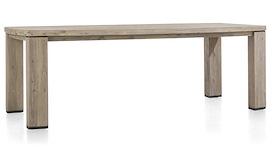 Coiba, eetkamertafel 230 x 105 cm