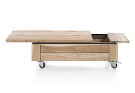 Ajezi, salontafel 100 x 60 cm + draaiende top