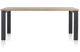Larissa, eetkamertafel 190 x 100 cm