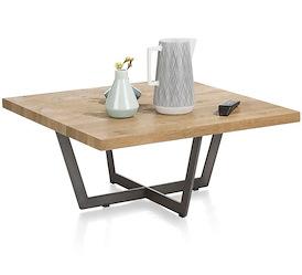 Larissa, salontafel 80 x 80 cm